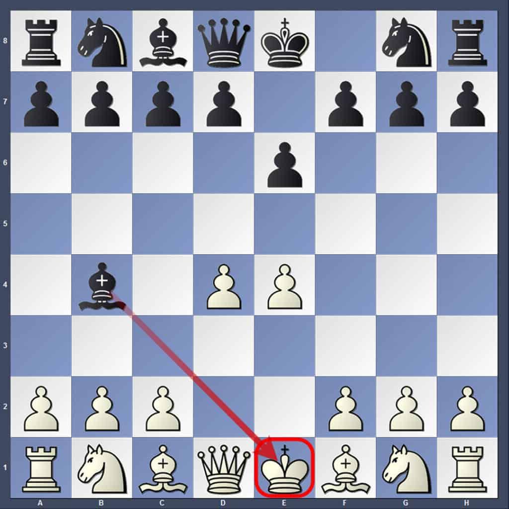 chiếu tướng trong cờ vua