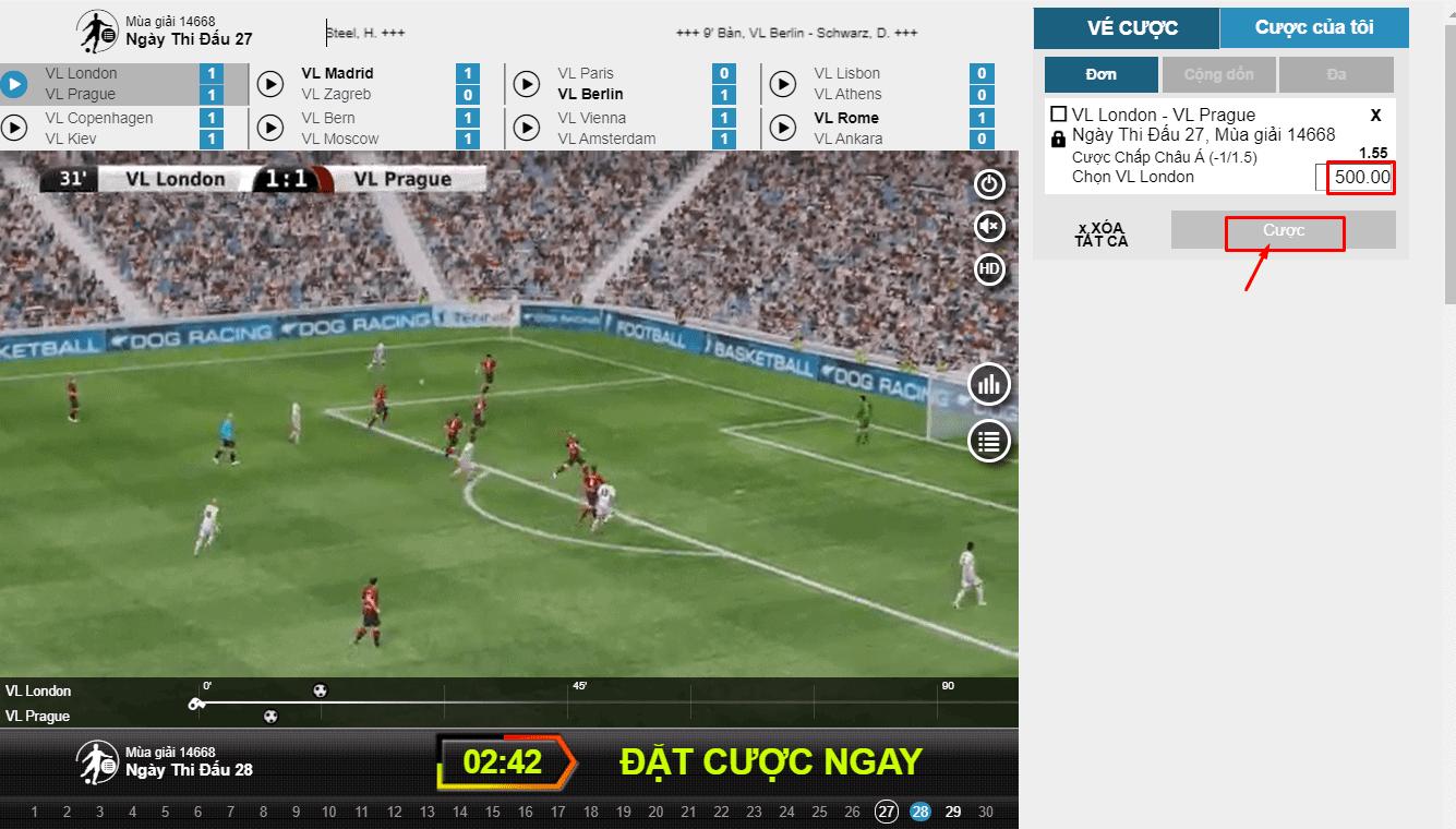 Bóng đá ảo là gì và mẹo chơi bóng đá ảo dễ thắng tại W88