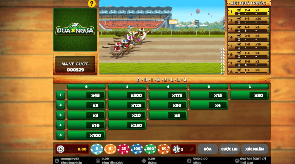 game đua ngựa ă xu là gì