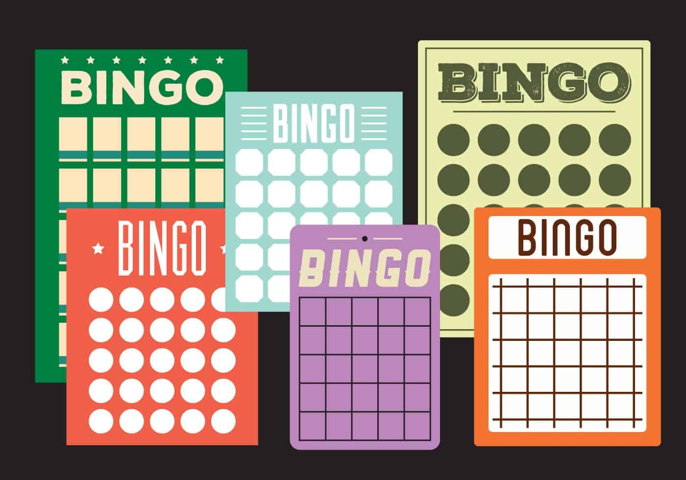 bảng chơi bingo