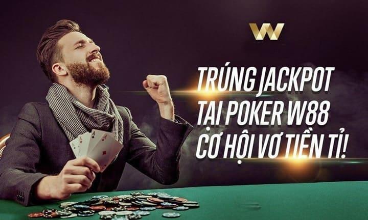 cách chơi jackpot trên w88