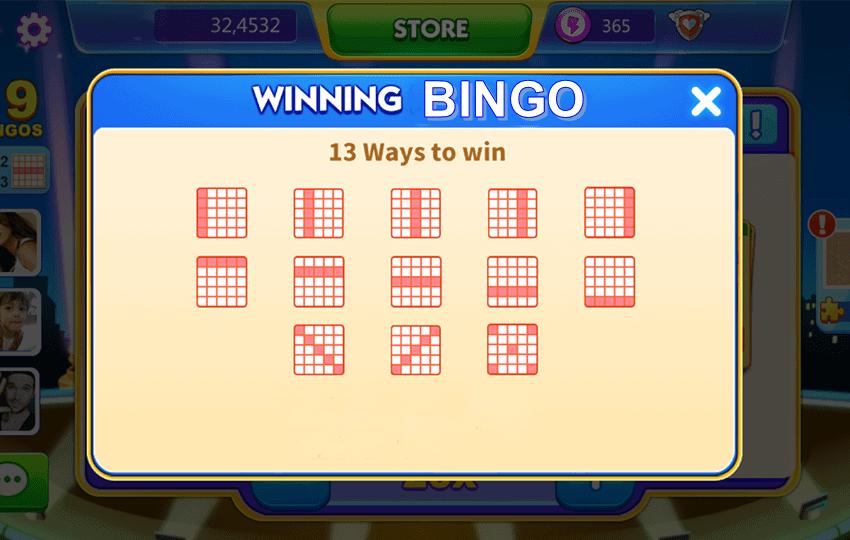 luật chơi trò chơi bingo