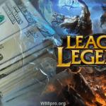 Cá cược LOL – LMHT – Liên Minh Huyền Thoại ăn tiền tại W88