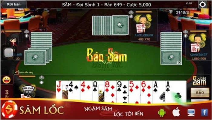 Cách chơi Sâm Lốc online bằng tiền mặt tại W88 từ A - Z
