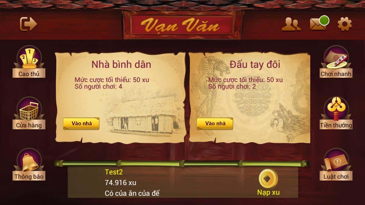 Chắn Vạn Văn - Cách chơi Chắn Vạn Văn online [Chi Tiết Nhất]