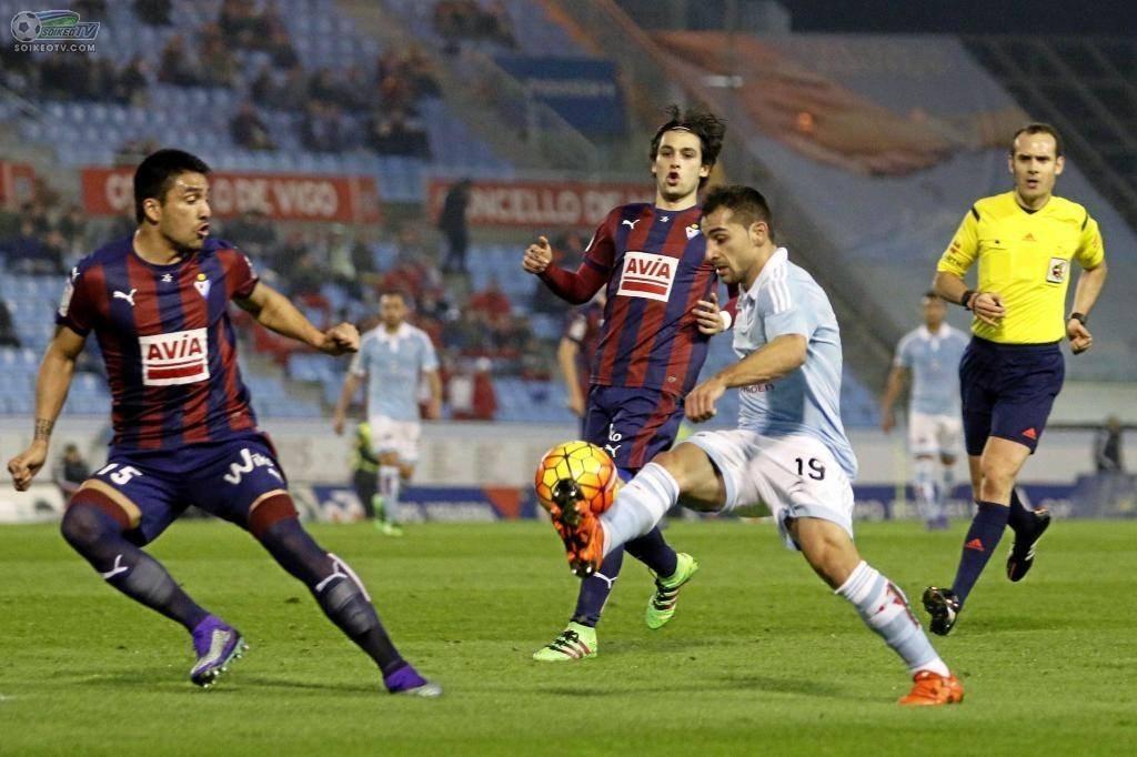 Soi kèo Eibar vs Celta Vigo, 21h00 ngày 12/9, La Liga