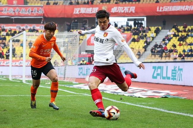 Soi kèo Wuhan Zall vs Hebei China, 19h00 ngày 25/9, Giải VĐQG Trung Quốc