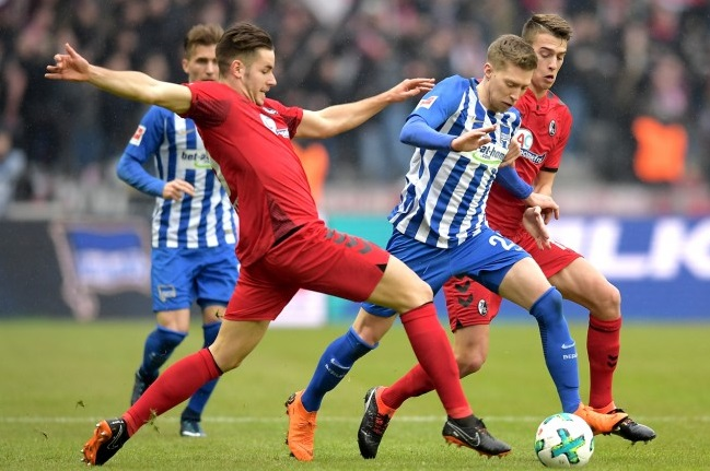 Soi kèo Hertha Berlin vs Frankfurt, 01h30 ngày 26/9, Bundesliga