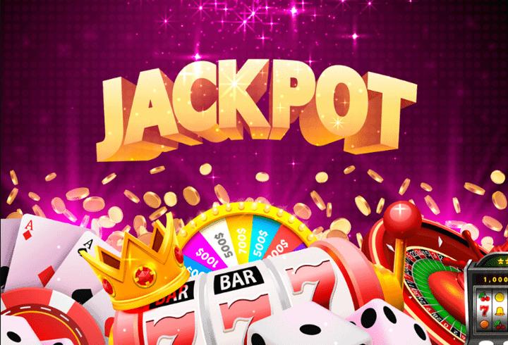 các loại jackpot