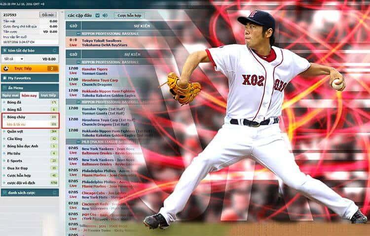 bóng chày là gì