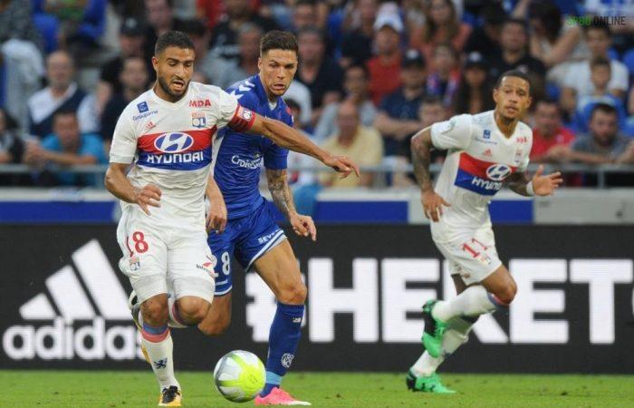 Soi kèo Lyon vs Nimes, 02h00 ngày 19/9, Ligue 1