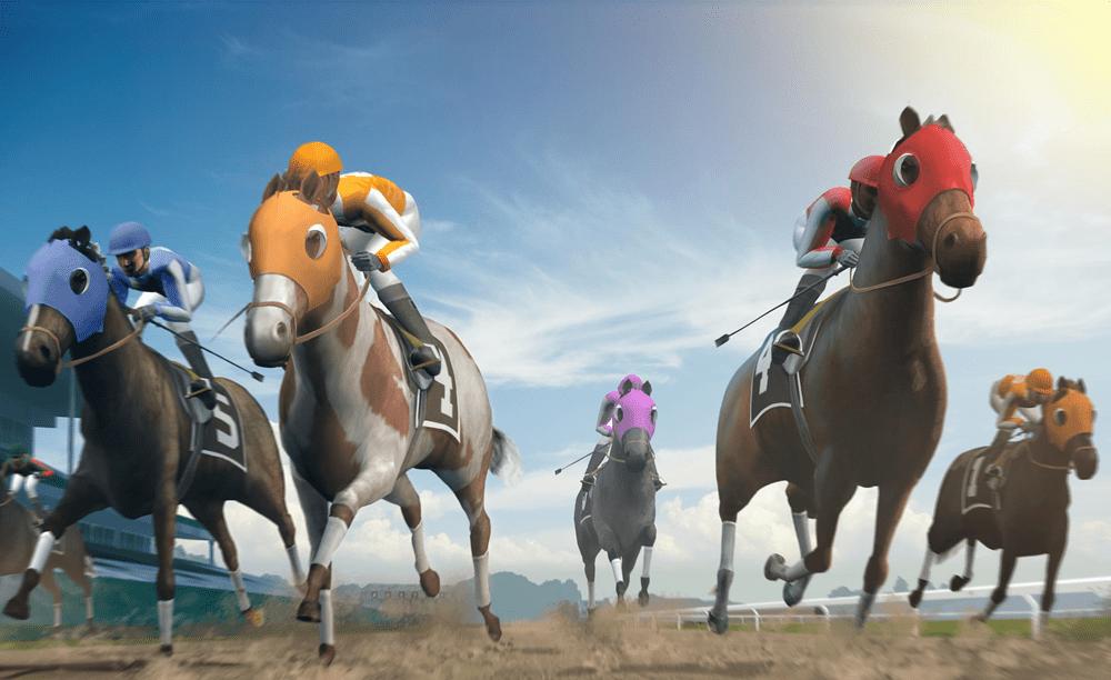 trò chơi đua ngựa ăn xu online