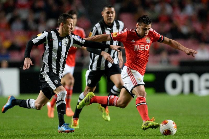Nhận định PAOK vs Benfica, 01h00 ngày 16/9, vòng loại Champions League