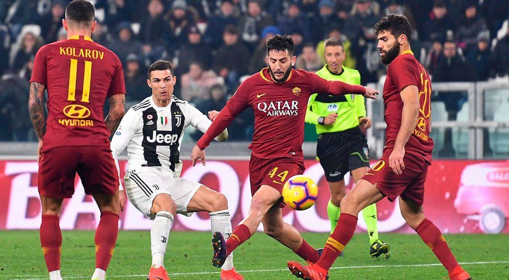 Soi kèo Roma vs Juventus, 01h45 ngày 28/9, Serie A