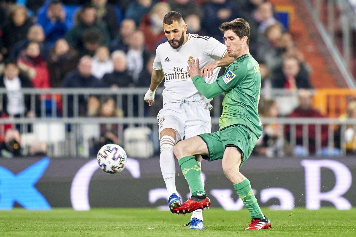 Soi kèo Sociedad vs Real Madrid, 02h00 ngày 21/9, La Liga