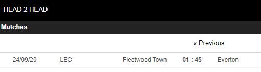 soi kèo fleetwood vs everton