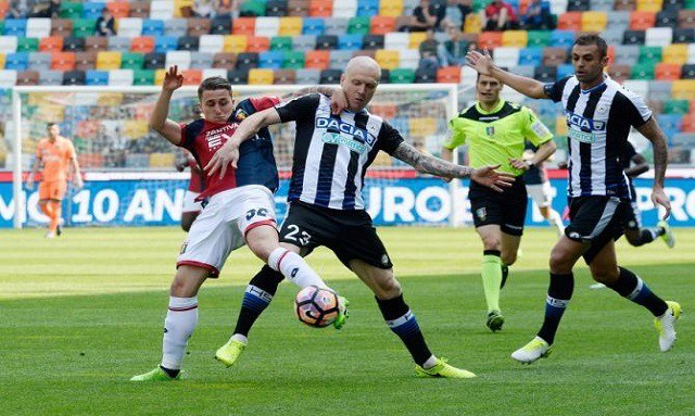 Soi kèo Udinese vs Spezia, 23h00 ngày 30/9, Serie A