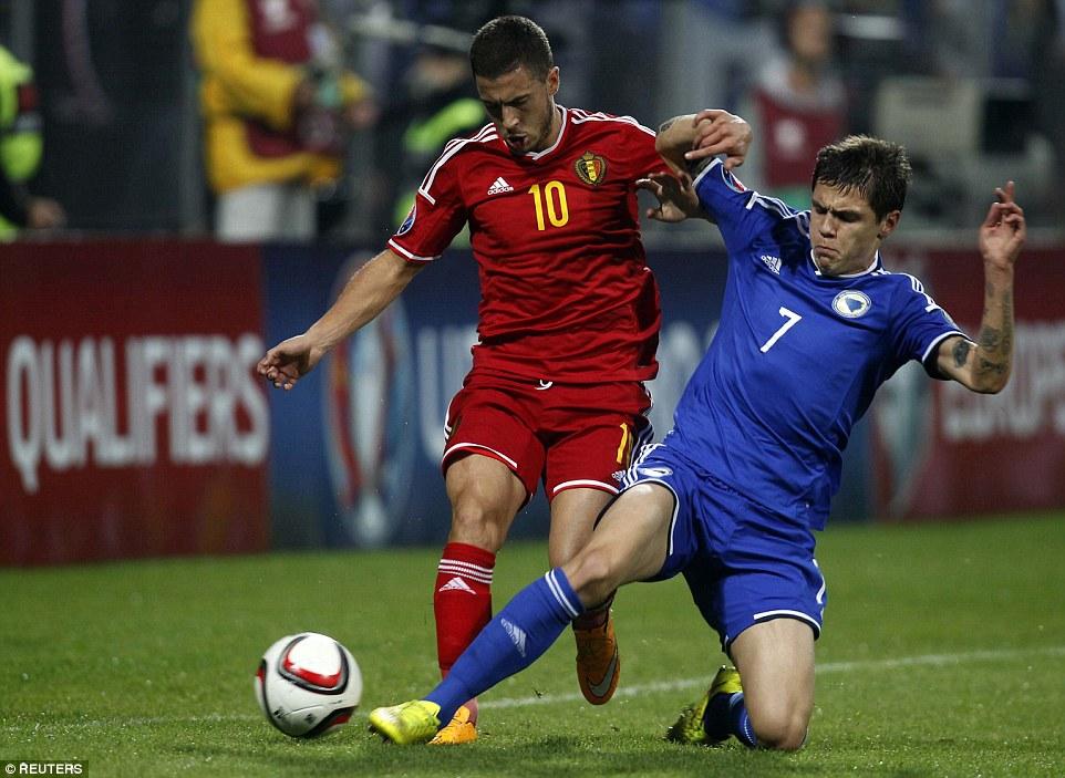 Link xem trực tiếp Bỉ vs Iceland 01h45 ngày 09/09