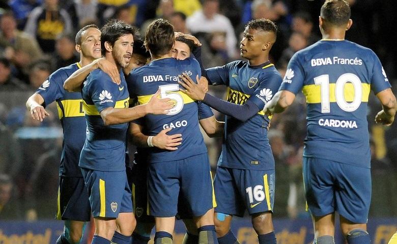 Soi kèo Boca Juniors vs Club Libertad, 07h30 ngày 30/9, Copa Libertadores