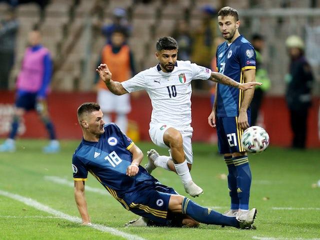 Link xem trực tiếp Italy vs Bosnia 01h45 ngày 05/09