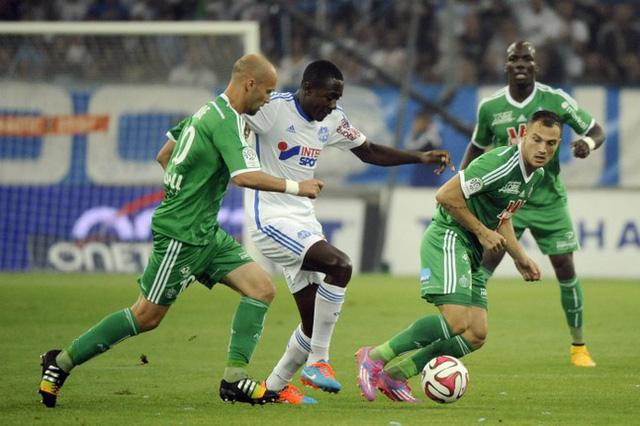 Soi kèo Marseille vs Saint Etienne, 02h00 ngày 18/9, Ligue 1