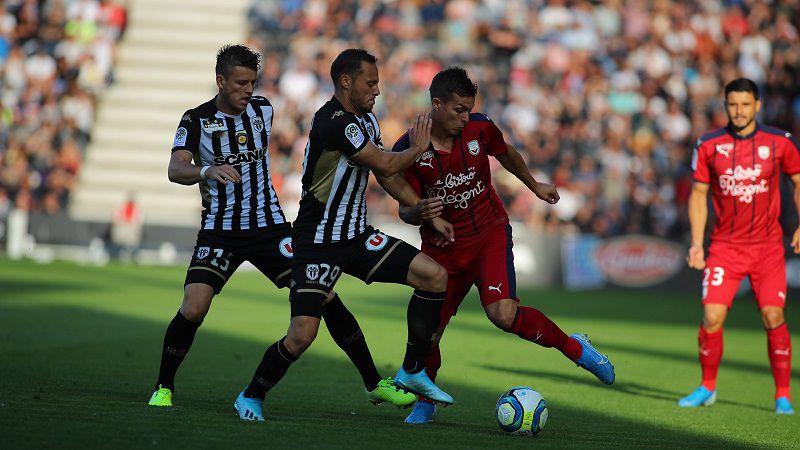Nhận định Angers vs Bordeaux, 20h00 ngày 30/08, Ligue 1