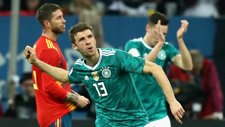 Nhận định Đức vs Tây Ban Nha, 01h45 ngày 04/09, Nations League