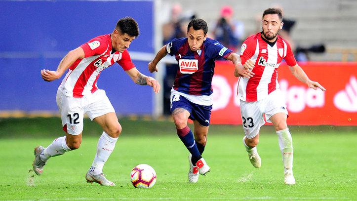 Nhận định Eibar vs Bilbao, 19h00 ngày 25/9, La Liga