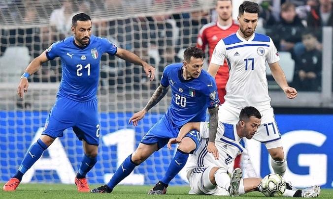 Nhận định Italy vs Bosnia, 01h45 ngày 05/09, Nations League
