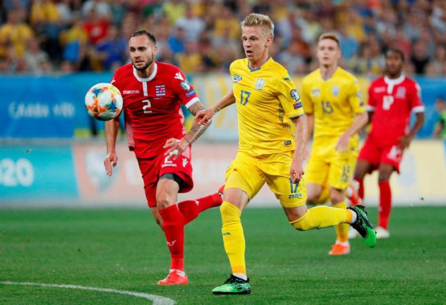 Nhận định Ukraine vs Thụy Sỹ, 01h45 ngày 04/09, Nations League