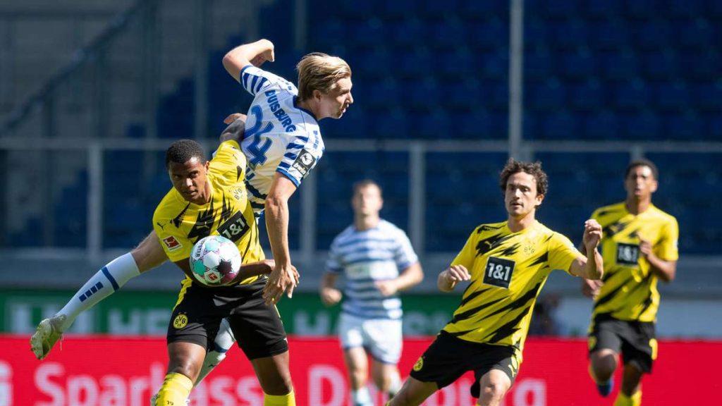 Soi kèo Duisburg vs Dortmund, 01h45 ngày 15/9, Cúp QG Đức