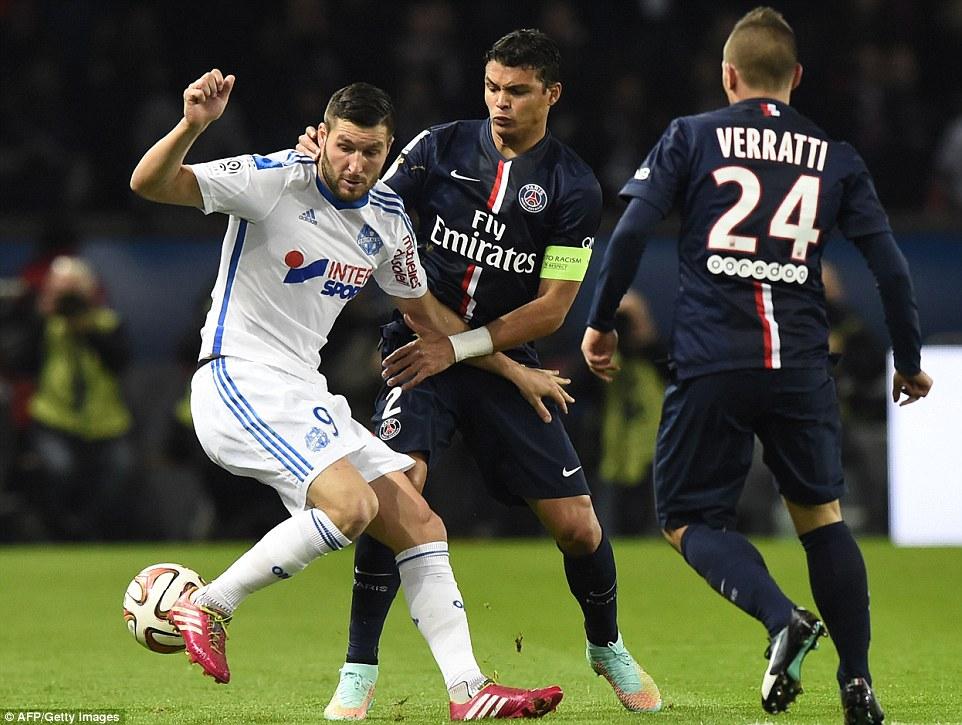 Link xem trực tiếp PSG vs Marseille 02h00 ngày 14/09