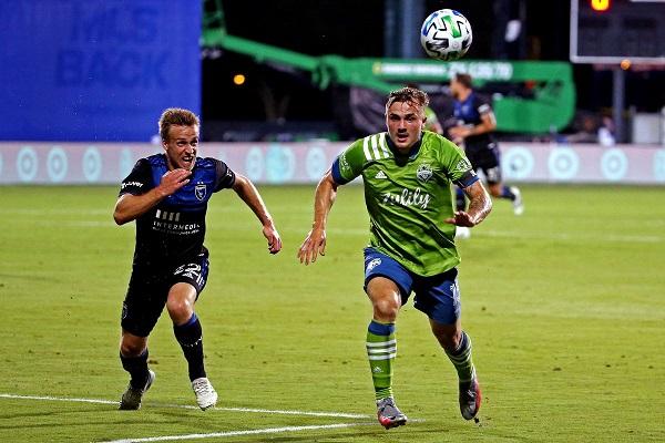 Soi kèo Seattle Sounders vs San Jose, 09h00 ngày 11/09, MLS