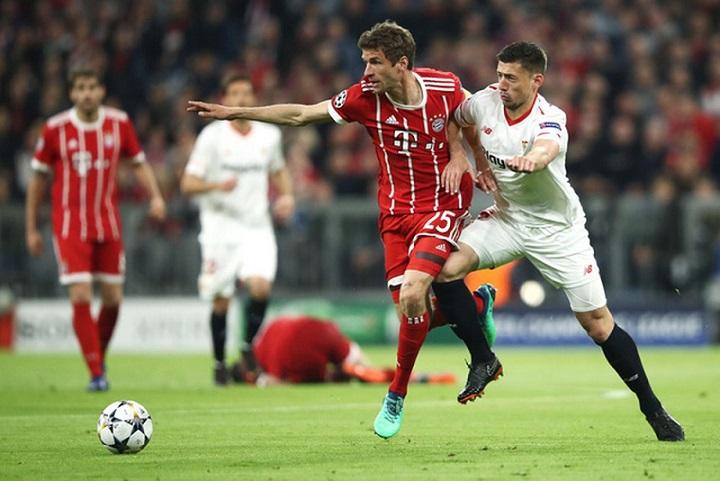 Link xem trực tiếp Bayern vs Sevilla 2h00 ngày 25/09