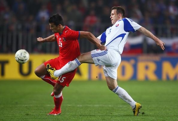 Link xem trực tiếp Slovakia vs Czech 01h45 ngày 05/09