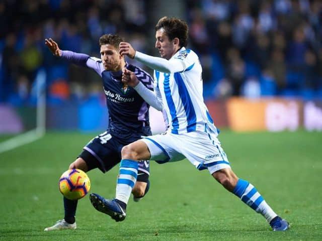 Soi kèo Valladolid vs Sociedad, 21h00 ngày 13/9, La Liga