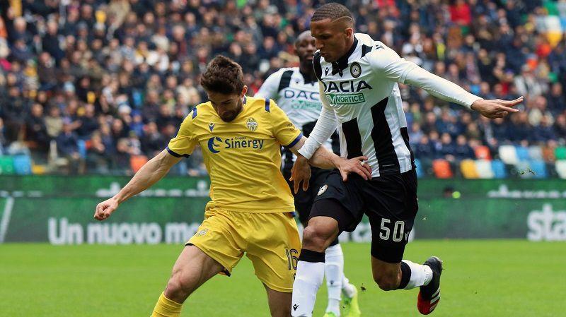 Soi kèo Verona vs Udinese, 20h00 ngày 27/9, Serie A
