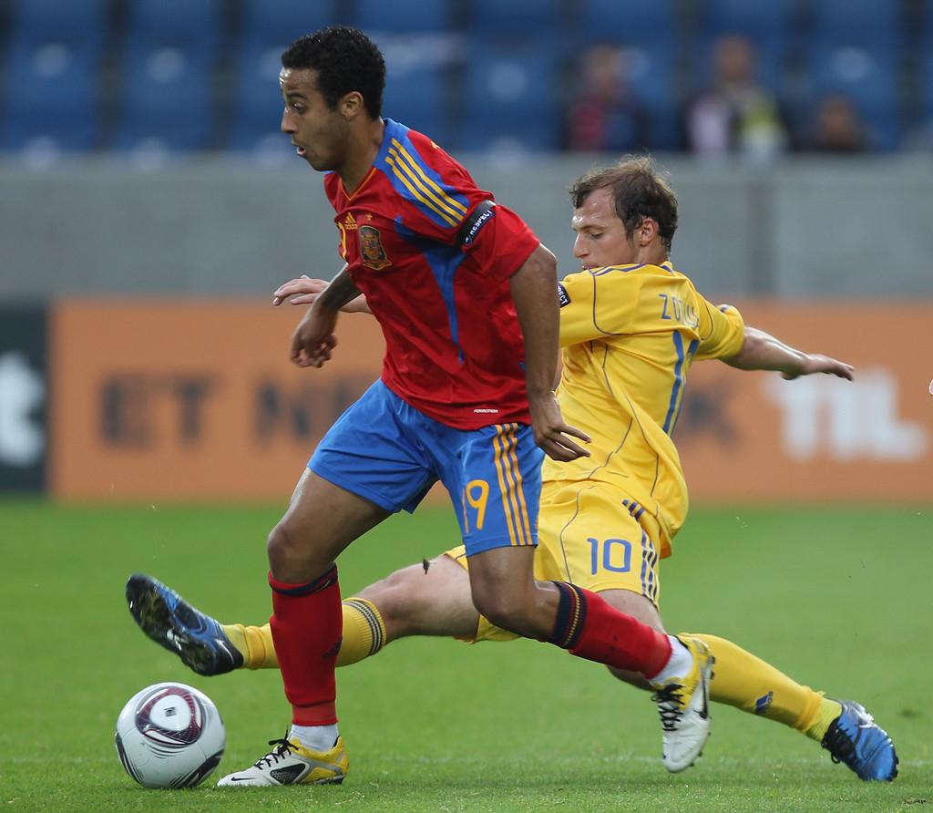 Link xem trực tiếp Tây Ban Nha vs Ukraine 01h45 ngày 07/09