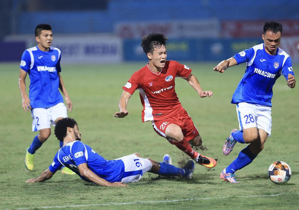 Link xem trực tiếp Than Quảng Ninh vs Viettel 18h00 ngày 16/09