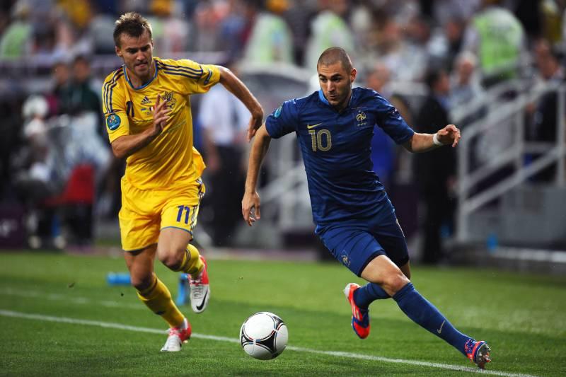 Link xem trực tiếp Thụy Điển vs Pháp 01h45 ngày 06/09
