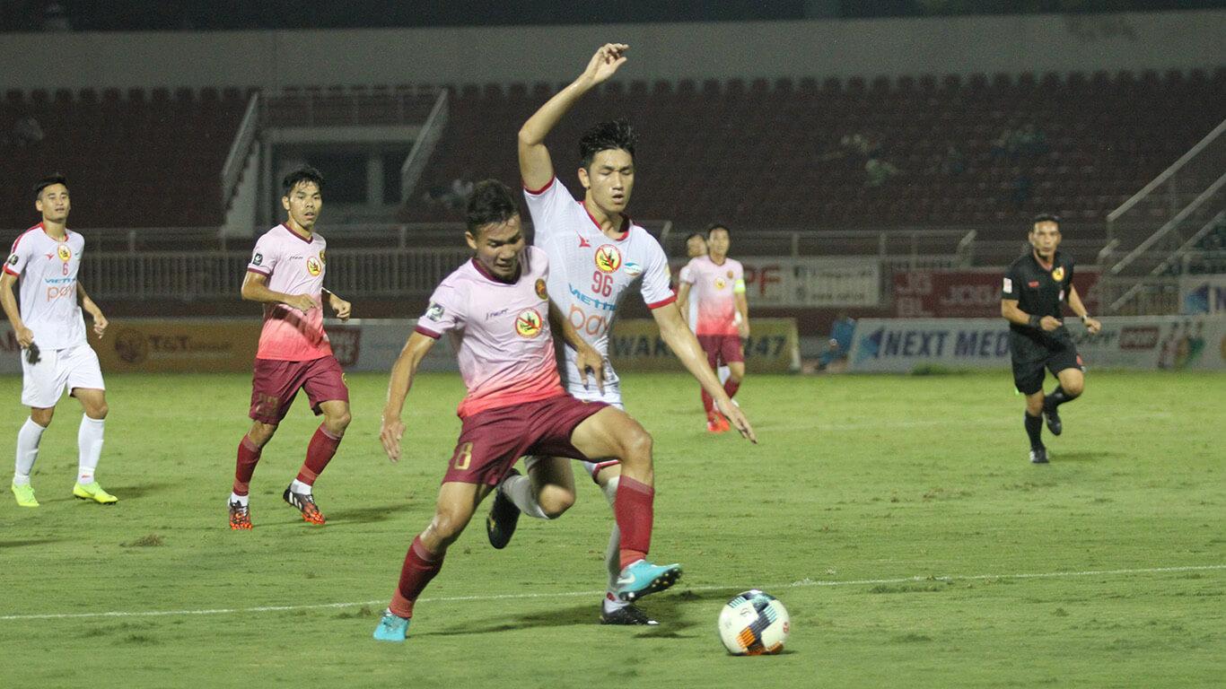 Link xem trực tiếp Viettel vs Sài Gòn 17h00 ngày 26/09