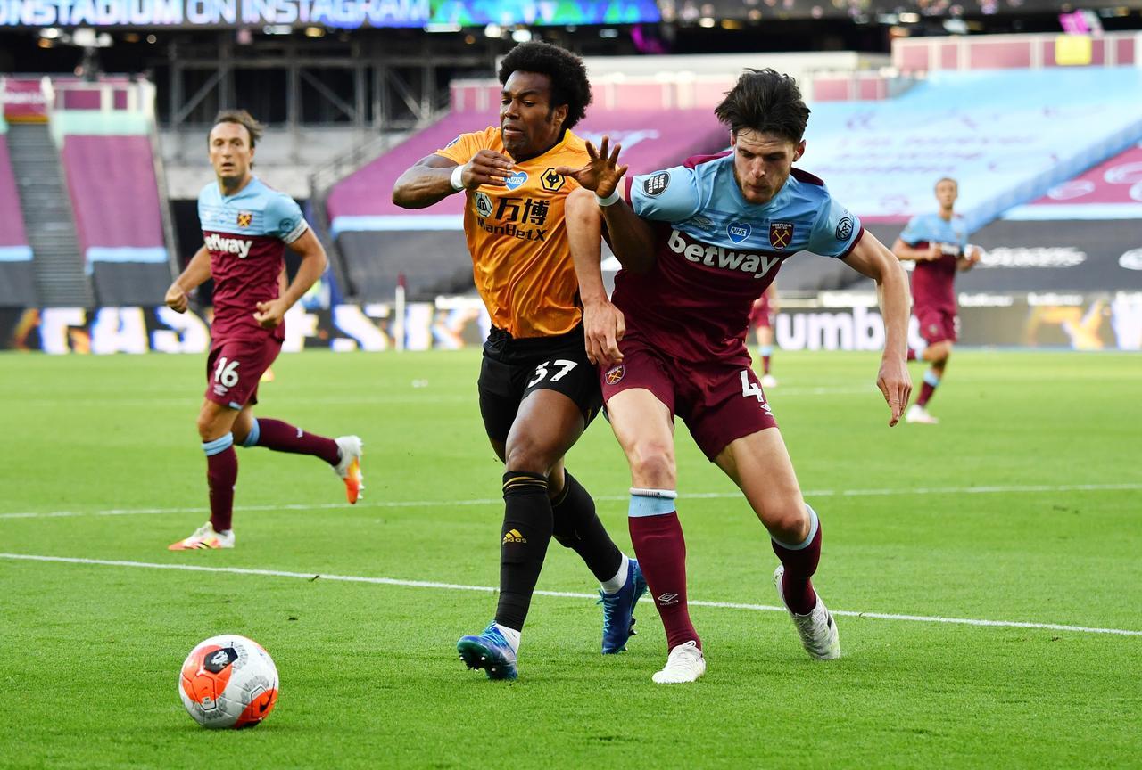 Link xem trực tiếp West Ham vs Wolves 1h00 ngày 28/09