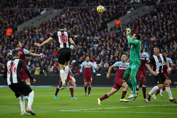 Link xem trực tiếp West Ham vs Newcastle 2h00 ngày 13/09