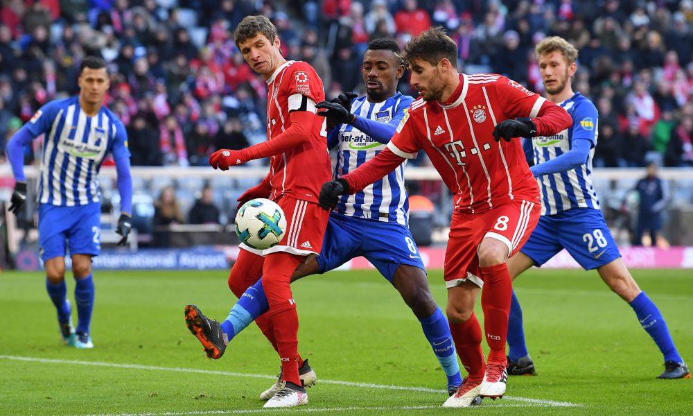 Soi kèo Bayern Munich vs Hertha Berlin, 23h00 ngày 4/10, Bundesliga