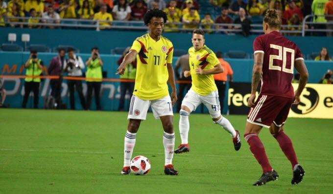 Soi kèo Colombia vs Venezuela, 06h30 ngày 10/10, Vòng Loại World Cup