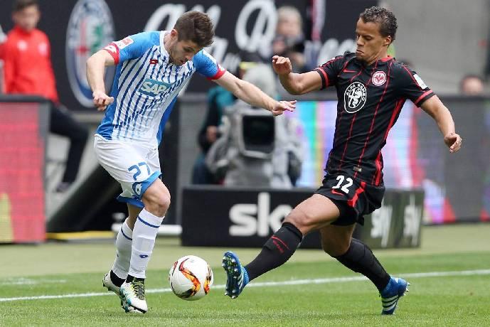 Soi kèo Frankfurt vs Hoffenheim, 20h30 ngày 3/10, Bundesliga