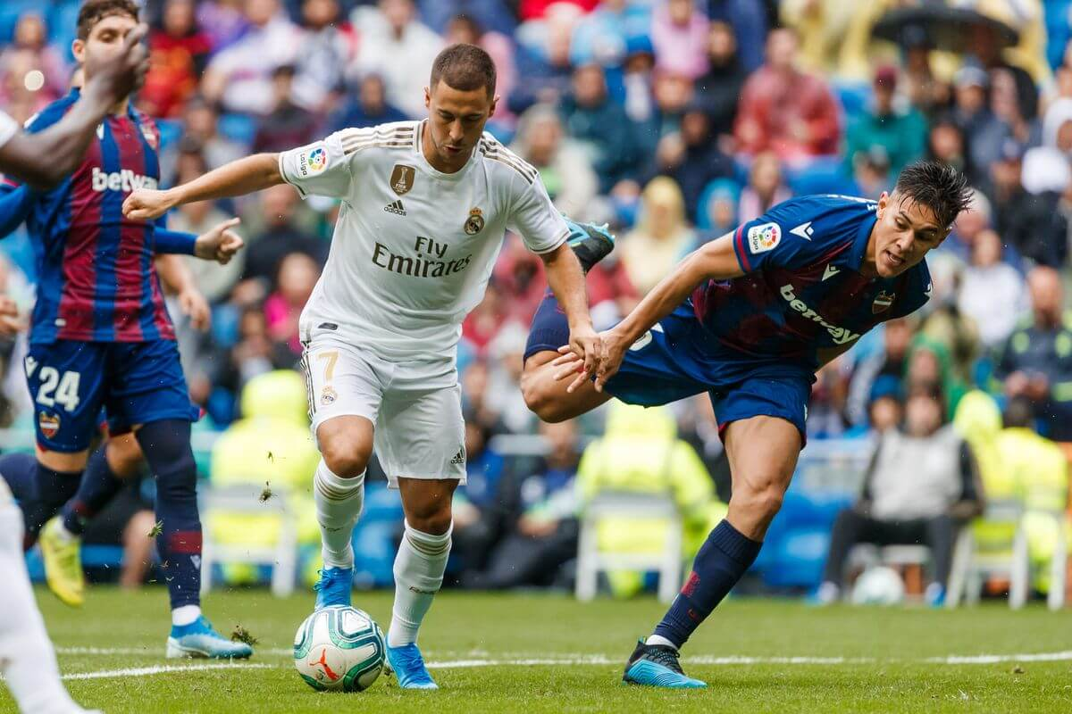 Soi kèo Levante vs Real Madrid, 21h00 ngày 4/10, La Liga