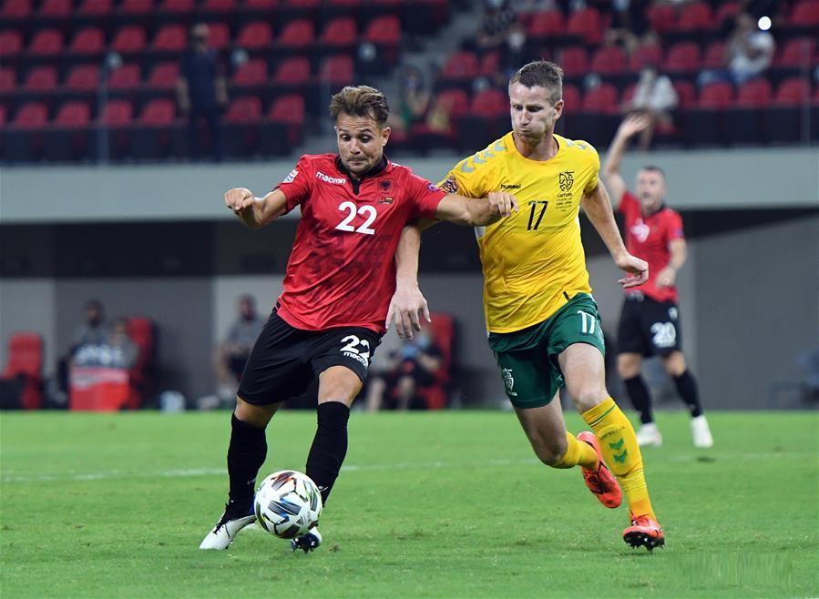 Soi kèo Lithuania vs Albania, 23h00 ngày 14/10, UEFA Nations League
