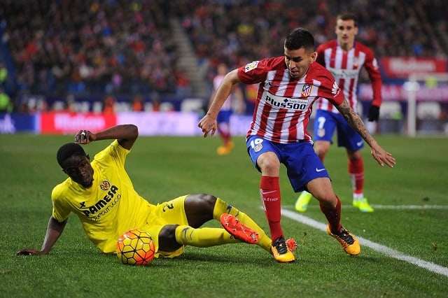 soi kèo atletico vs villarreal