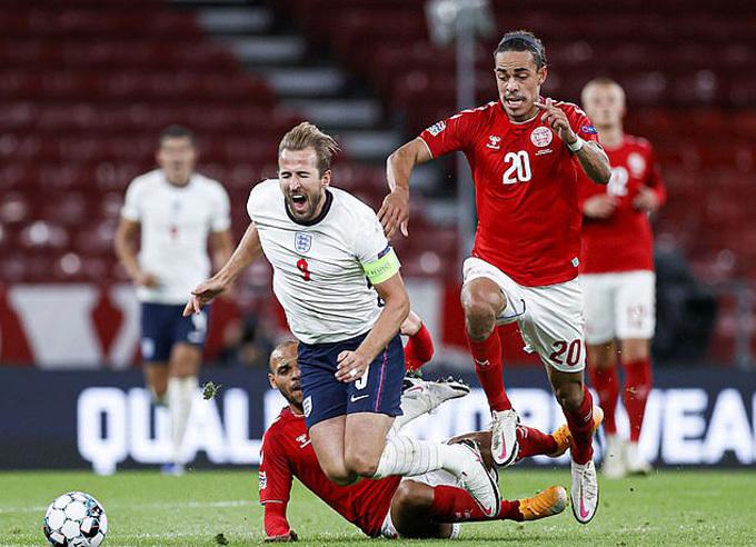 Link xem trực tiếp Anh vs Đan Mạch 01h45 ngày 15/10